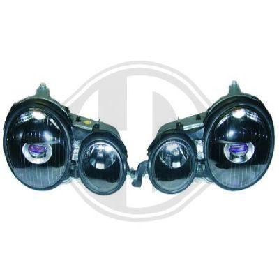 Bloc-optique, projecteurs principaux - HDK-Germany - 77HDK1614480