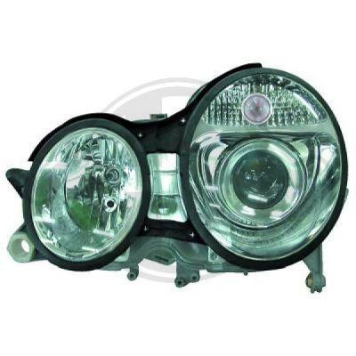 Bloc-optique, projecteurs principaux - Diederichs Germany - 1614580