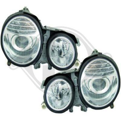 Bloc-optique, projecteurs principaux - Diederichs Germany - 1614585