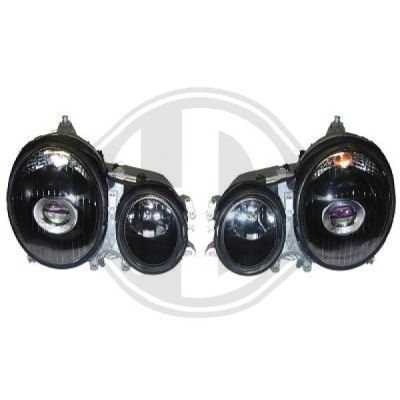 Bloc-optique, projecteurs principaux - Diederichs Germany - 1614680