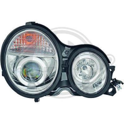Bloc-optique, projecteurs principaux - Diederichs Germany - 1614780