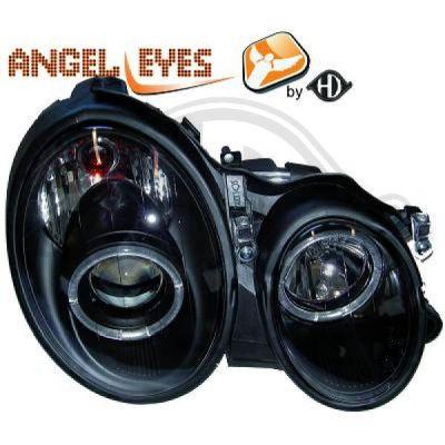 Bloc-optique, projecteurs principaux - HDK-Germany - 77HDK1614880