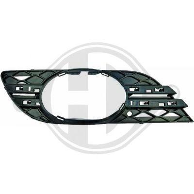 Grille de ventilation, pare-chocs - HDK-Germany - 77HDK1615147