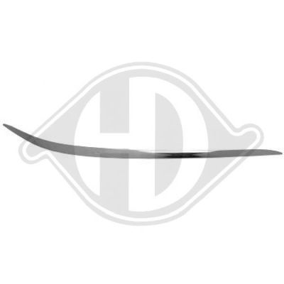 Baguette et bande protectrice, pare-chocs - HDK-Germany - 77HDK1615164