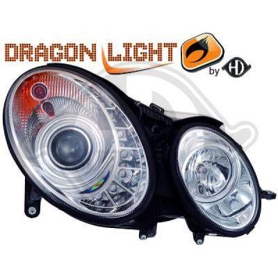 Bloc-optique, projecteurs principaux - HDK-Germany - 77HDK1615285