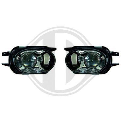 Bloque-optique, projecteur antibrouillard - HDK-Germany - 77HDK1615288