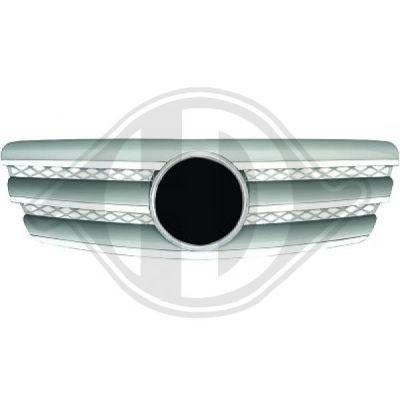 Grille de radiateur - Diederichs Germany - 1615340