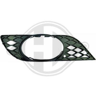 Grille de ventilation, pare-chocs - HDK-Germany - 77HDK1615546