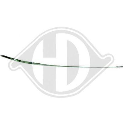 Baguette et bande protectrice, pare-chocs - HDK-Germany - 77HDK1616062