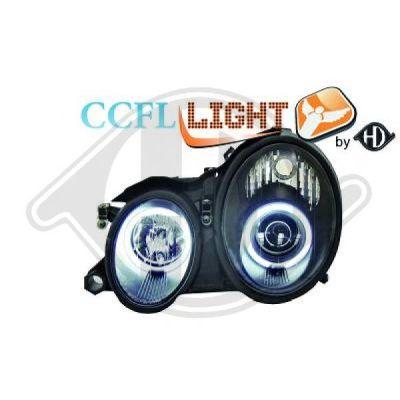 Bloc-optique, projecteurs principaux - HDK-Germany - 77HDK1625781