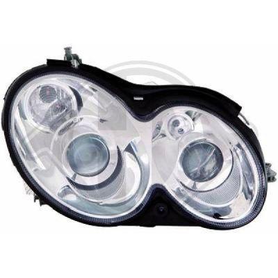 Bloc-optique, projecteurs principaux - Diederichs Germany - 1626280