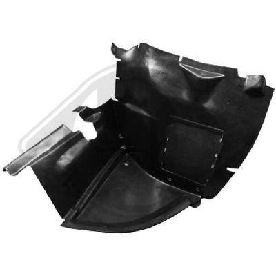 Garniture, passage de roue - HDK-Germany - 77HDK1635010