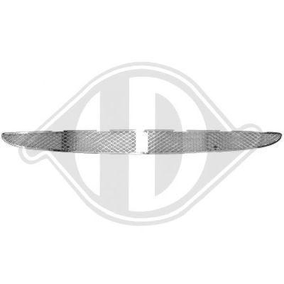Grille de ventilation, pare-chocs - Diederichs Germany - 1646044