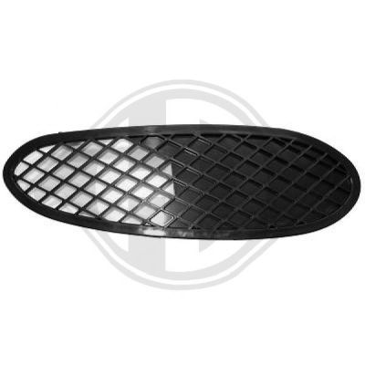 Grille de ventilation, pare-chocs - HDK-Germany - 77HDK1646046