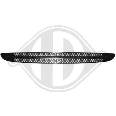 Grille de ventilation, pare-chocs - HDK-Germany - 77HDK1646145