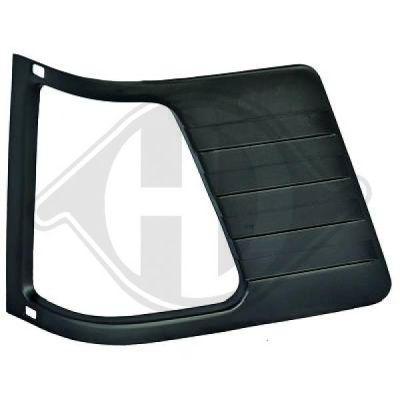Cadre, grille de radiateur - HDK-Germany - 77HDK1660043