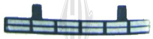Grille de ventilation, pare-chocs - Diederichs Germany - 1660045