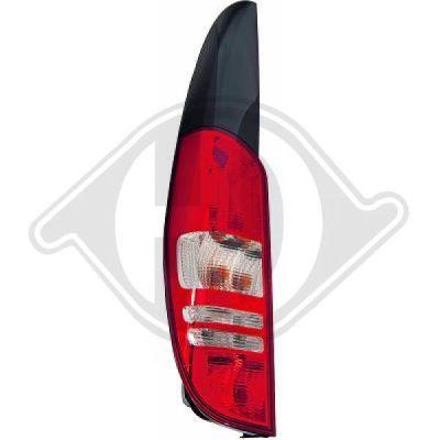 Feu arrière - HDK-Germany - 77HDK1667091