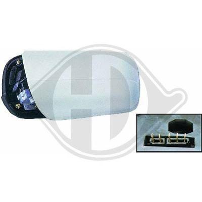 Rétroviseur extérieur - HDK-Germany - 77HDK1670025