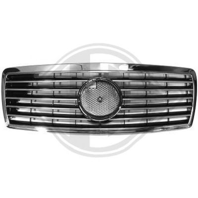 Grille de radiateur - Diederichs Germany - 1670240