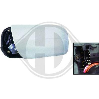 Rétroviseur extérieur - HDK-Germany - 77HDK1670325