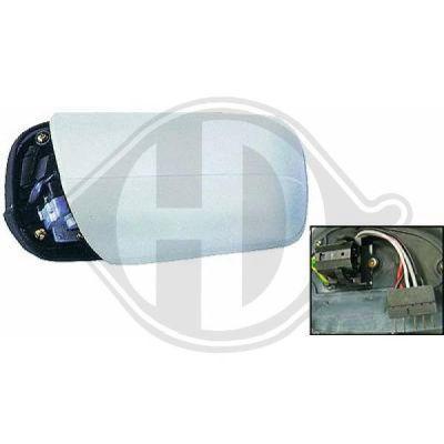 Rétroviseur extérieur - HDK-Germany - 77HDK1670425