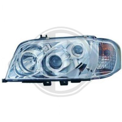 Bloc-optique, projecteurs principaux - HDK-Germany - 77HDK1670480