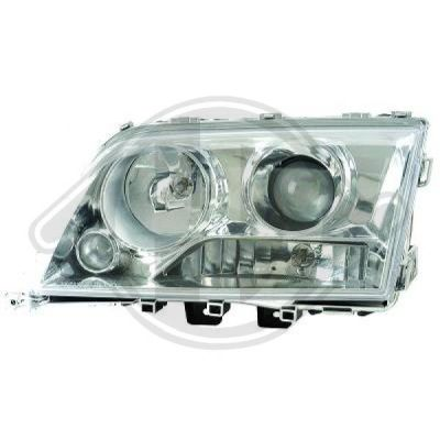 Bloc-optique, projecteurs principaux - HDK-Germany - 77HDK1670680