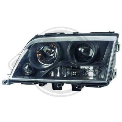 Bloc-optique, projecteurs principaux - Diederichs Germany - 1670780
