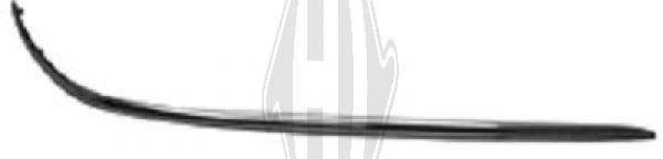 Baguette et bande protectrice, pare-chocs - HDK-Germany - 77HDK1671064