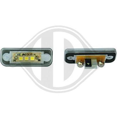 Feu éclaireur de plaque - HDK-Germany - 77HDK1671292