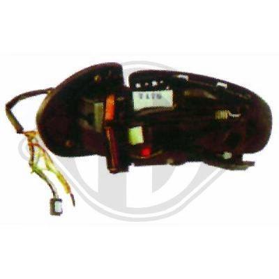 Rétroviseur extérieur - HDK-Germany - 77HDK1671325
