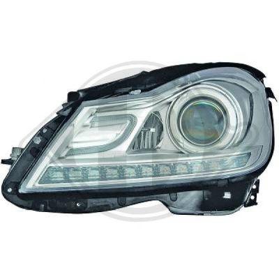 Bloc-optique, projecteurs principaux - HDK-Germany - 77HDK1672886