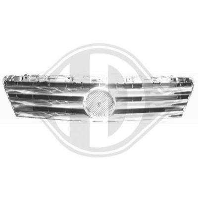 Grille de radiateur - HDK-Germany - 77HDK1680044