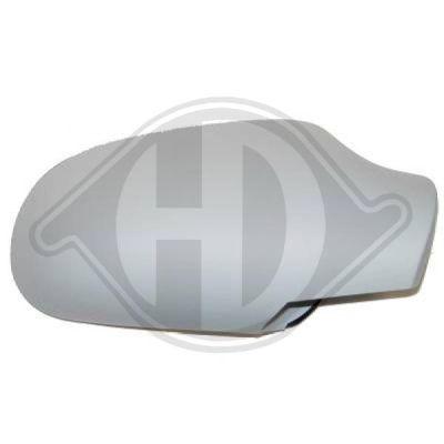 Revêtement, rétroviseur extérieur - HDK-Germany - 77HDK1680226