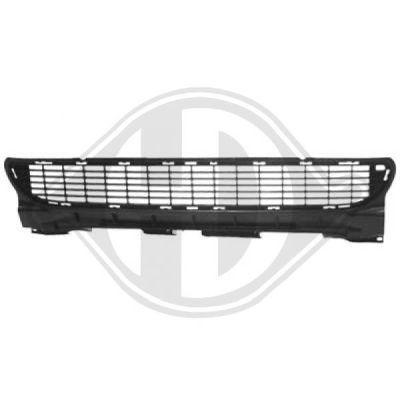 Grille de ventilation, pare-chocs - HDK-Germany - 77HDK1681045