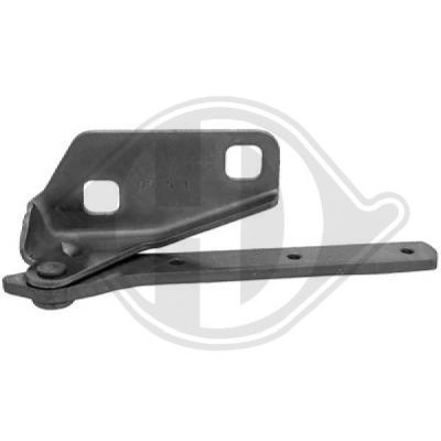 Charnière, capot-moteur - HDK-Germany - 77HDK1690018