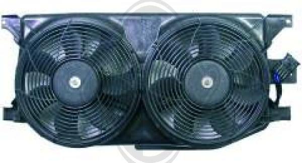 Ventilateur, refroidissement du moteur - HDK-Germany - 77HDK1690101