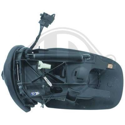 Rétroviseur extérieur - HDK-Germany - 77HDK1690325