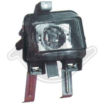 Projecteur antibrouillard - HDK-Germany - 77HDK1804089