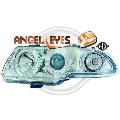 Bloc-optique, projecteurs principaux - HDK-Germany - 77HDK1804280