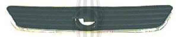 Grille de radiateur - Diederichs Germany - 1805041