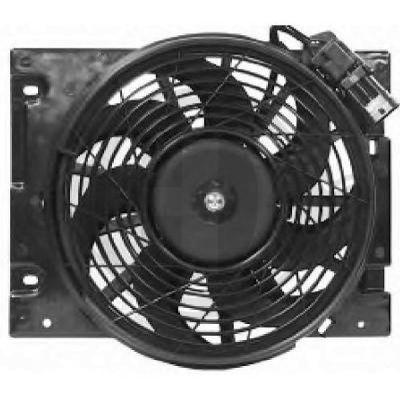 Ventilateur, condenseur de climatisation - HDK-Germany - 77HDK1805201