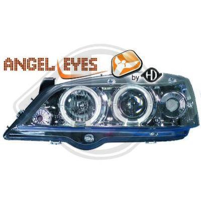 Bloc-optique, projecteurs principaux - HDK-Germany - 77HDK1805580