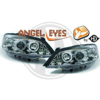 Bloc-optique, projecteurs principaux - HDK-Germany - 77HDK1805585
