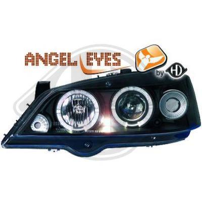 Bloc-optique, projecteurs principaux - HDK-Germany - 77HDK1805680