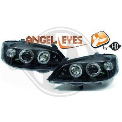 Bloc-optique, projecteurs principaux - HDK-Germany - 77HDK1805685