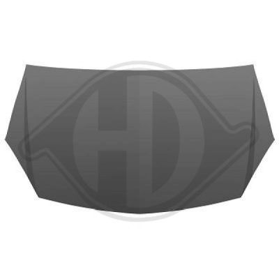 Capot-moteur - HDK-Germany - 77HDK1806000