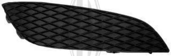 Grille de ventilation, pare-chocs - HDK-Germany - 77HDK1806148