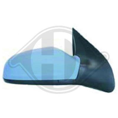 Rétroviseur extérieur - HDK-Germany - 77HDK1806324
